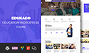 Edukado - Education & LMS WordPress Theme