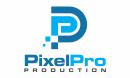 Pixel Pro_ Letter P_Logo
