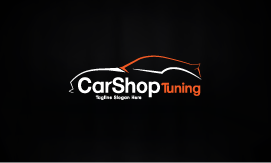 Car Shop Logo