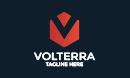 Volterra V Letter Logo