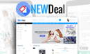 NewDeal Market Theme For Prestashop 1.7