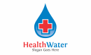 Health Water Logo