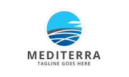 Mediterranean Sea Logo