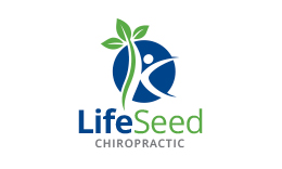 Life Seed - People Leaf Chiropractic Logo