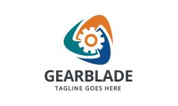 Gear Blade Logo